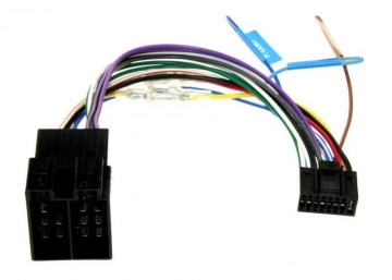 Kenwood KDC-BT92SD KDCBT92SD KDC BT92SD Power Loom Wiring Harness Lead Cord ISO